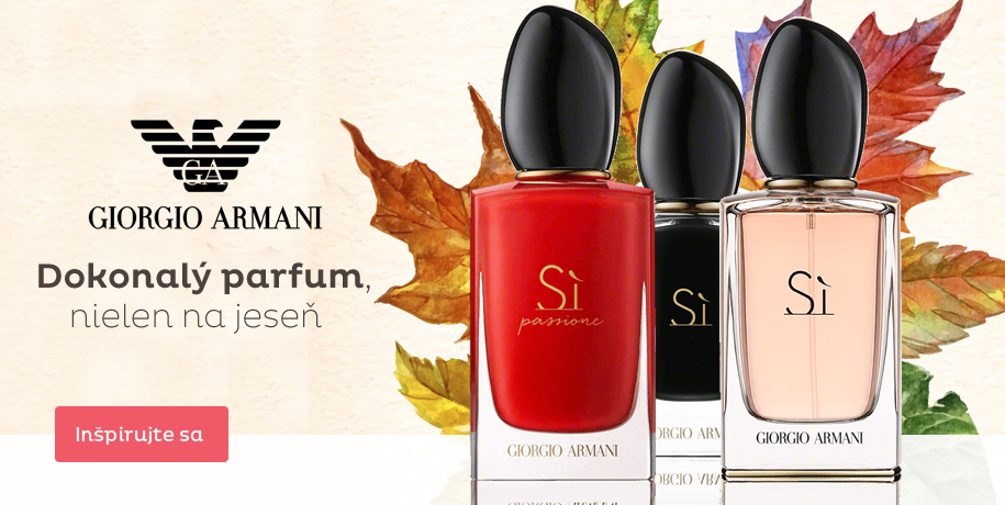 Parfumy Armani
