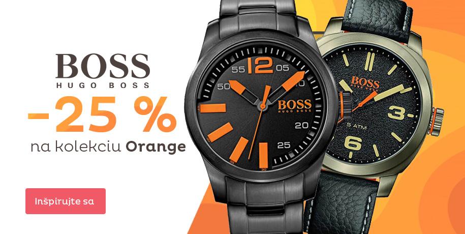 -25 % Hugo Boss - Orange