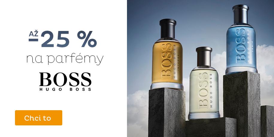 Až -25 % na Hugo Boss