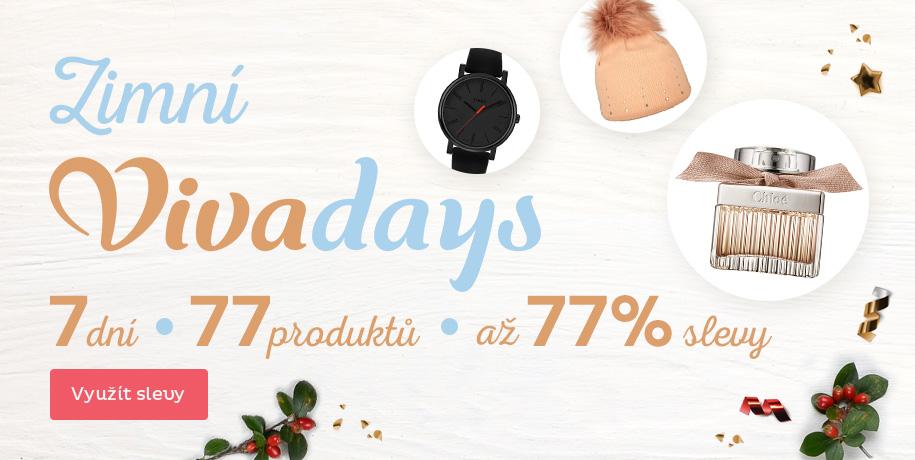 Slevy až 77 % - Vivadays