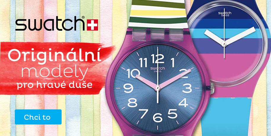 Originální hodinky Swatch