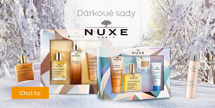 Dárkové sady NUXE