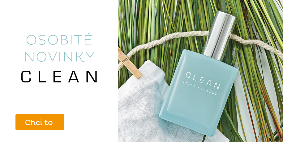 CLEAN - novinka