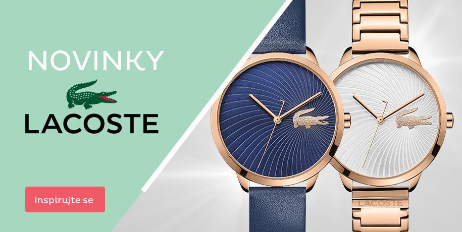 Novinky Lacoste hodinky