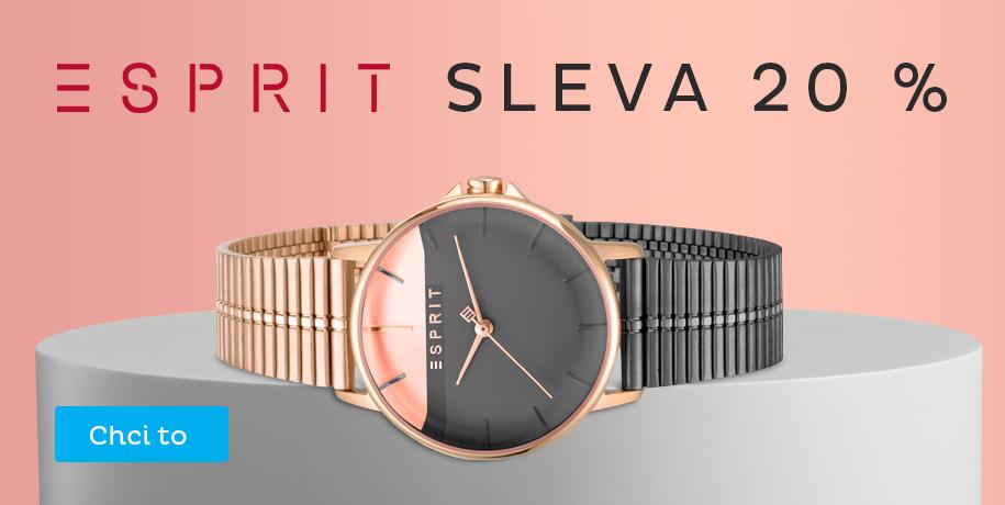 Akční hodinky Esprit