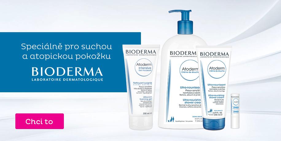 Bioderma pro suchou pokožku