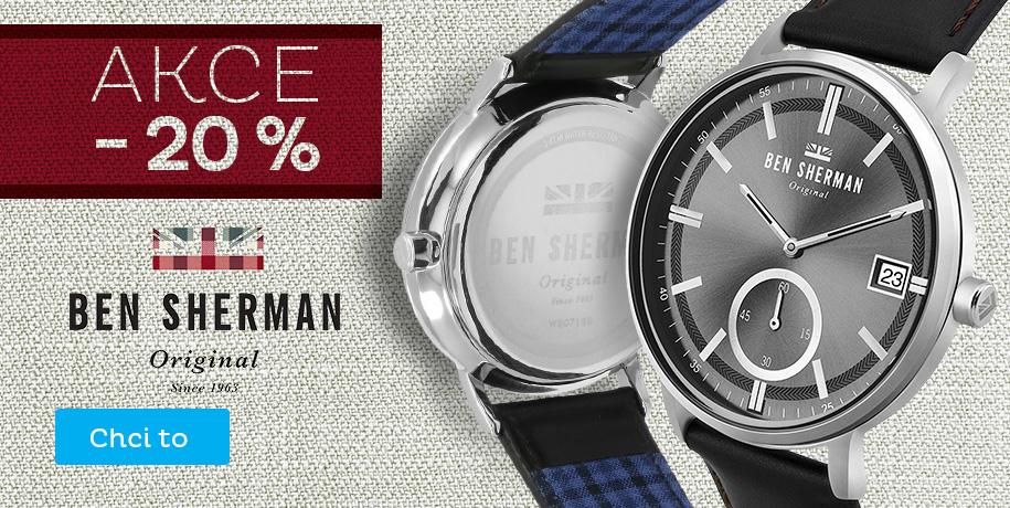 Ben Sherman - sleva 20 %