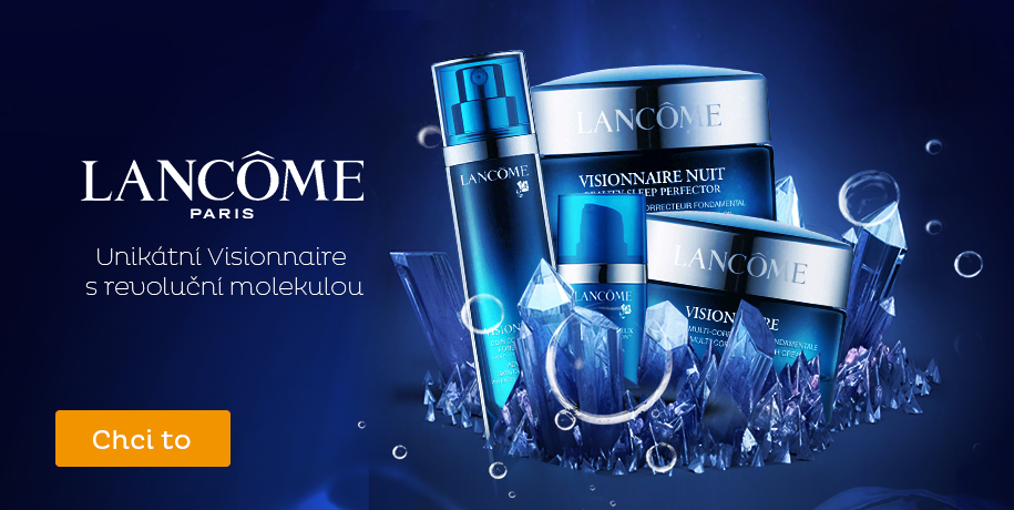 Nová řada kosmetiky Lancome