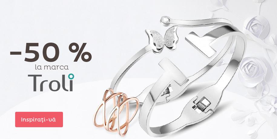 Bijuterii Troli -50 %