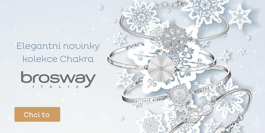 Novinky Brosway Chakra