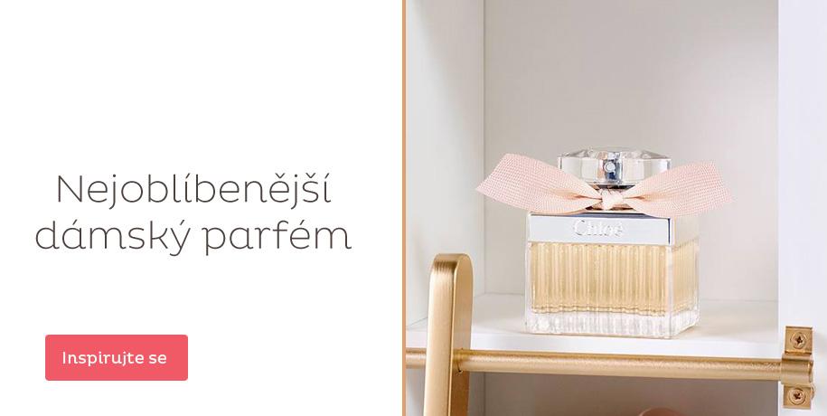 Nejoblíbenější dámský parfém