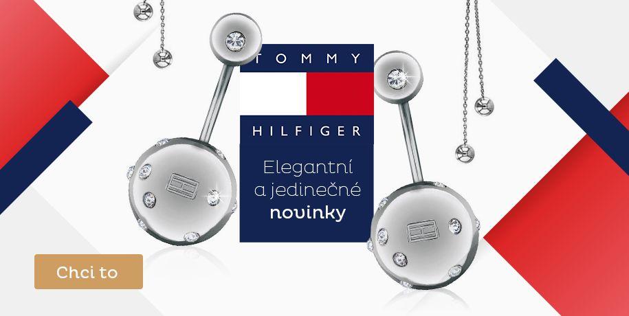 Novinky Tommy Hilfiger