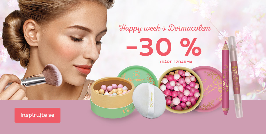 Happy week Dermacol