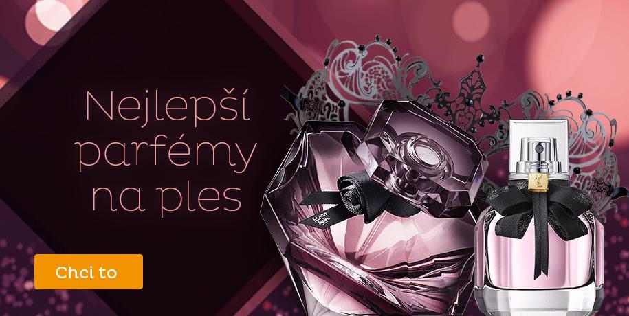 Oblíbené parfémy za skvělé ceny