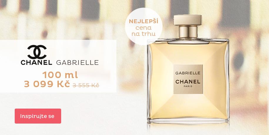 Chanel - Gabrielle - za nejlepší cenu na trhu