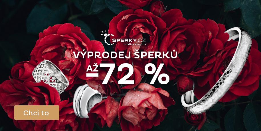 Výprodej až 72%