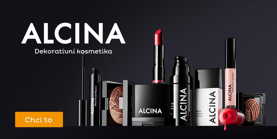 ALCINA - dekorativní kosmetika