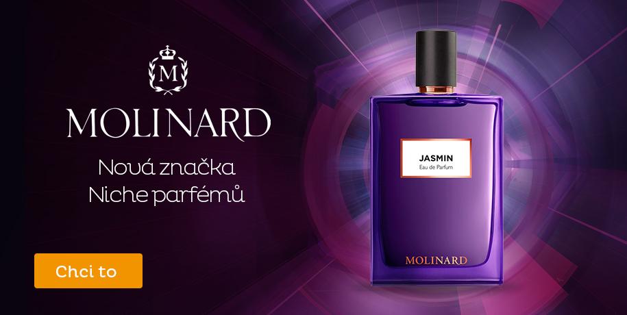 Molinard - nové luxusní parfémy