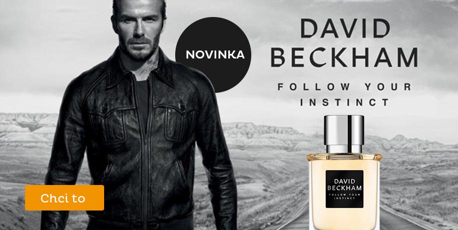 David Beckham - novinka