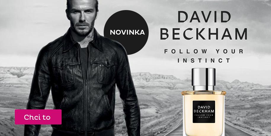 David Beckham NOVINKA