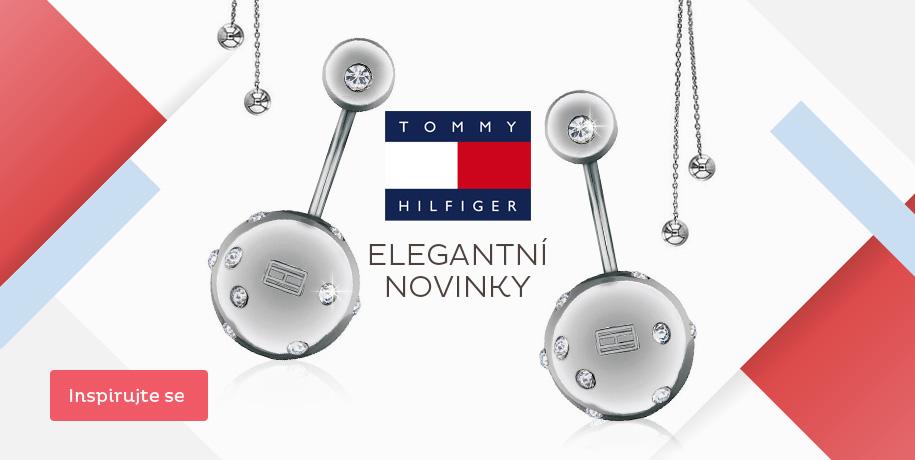 Šperky Tommy Hilfiger - novinky