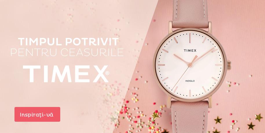 Noutăți Timex