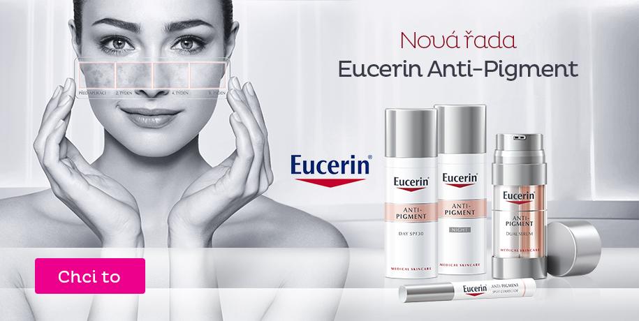 Eucerin řada Antipigment