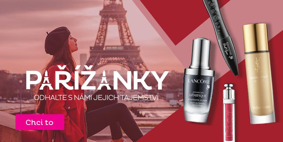 Francouzská kosmetika