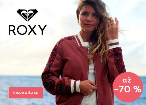 Slevy značky Roxy