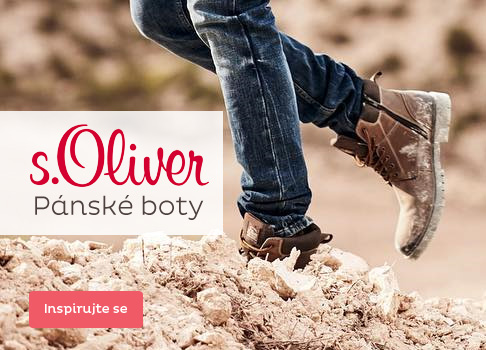 S. Oliver boty