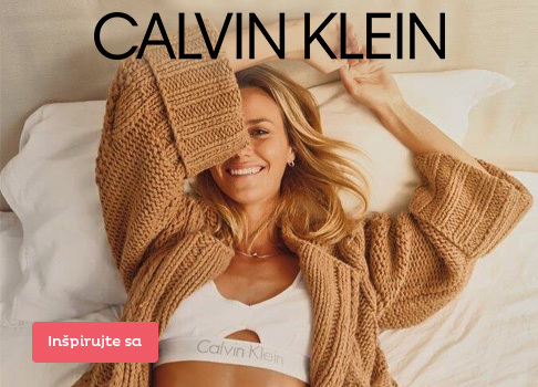 Calvin Klein novinky