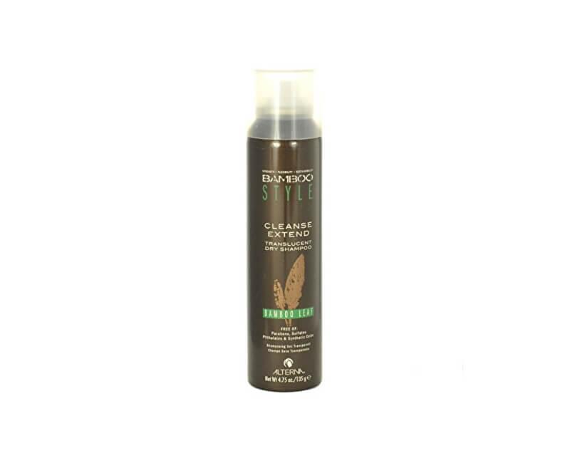 Suchý šampon Alterna