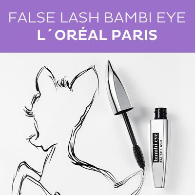 Řasenka s efektem umělých řas False Lash Bambi Eye 8,9 ml