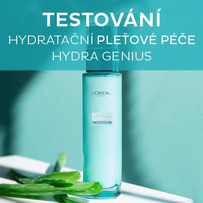 Hydratační pleťová péče pro každodenní použití pro normální až smíšenou pleť Hydra Genius (Liquid Care Daily Moisturiser) 70 ml