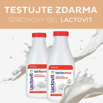 Regenerační sprchový gel s mléčnými proteiny Lactourea