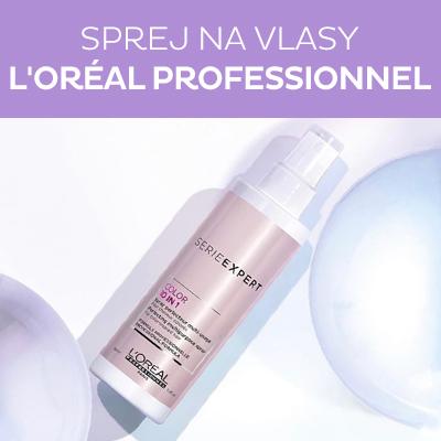 Multifunkční sprej pro barvené vlasy Série Expert Resveratrol Vitamino Color 10 in 1 (Perfecting Multipurpose Spray) 190 ml